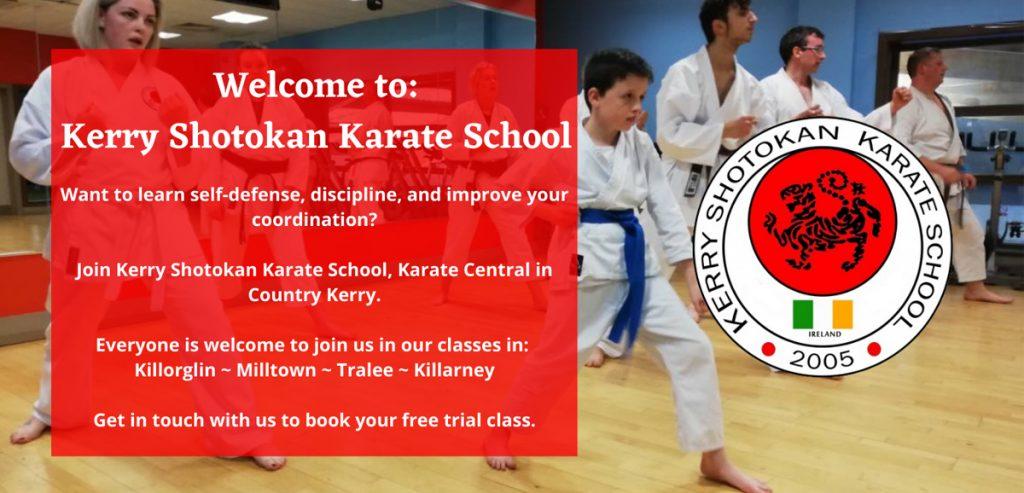 Kerry Shotokan Karate School